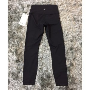 "Lululemon Wunder Under High-Rise Tight 25"" Luon"